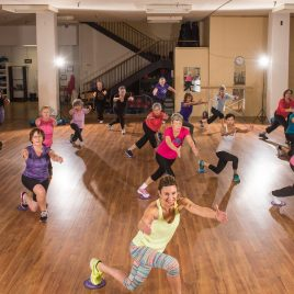 Groove Baila Studio Fitness Classes Deep River